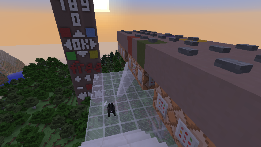 Controlling your TV using Minecraft: Useless, but Fun! | Game (and
