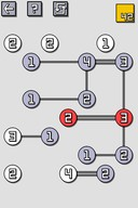 Hashi Puzzles: Bridges & Islands - Screenshot 2